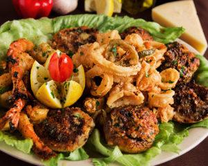 Appetizer Plate