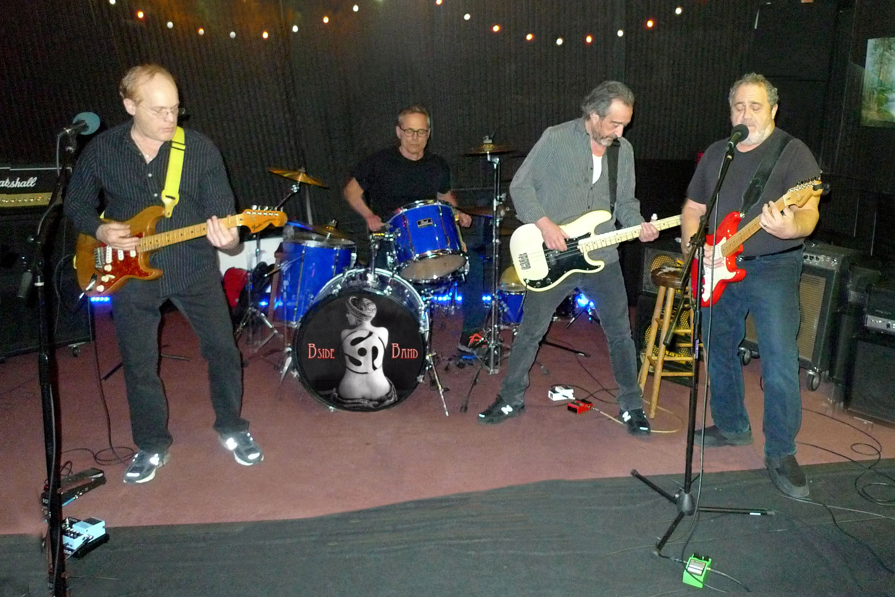 The B Side Band Performing